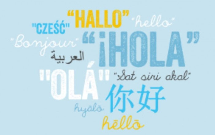 Second-language