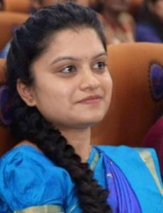 Image of Hubbali secured 17th Rank in UPSC Exam in Karnataka.
